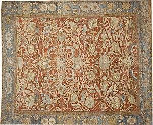 Antique Persian Ziegler Rug By Lavender Oriental Carpets