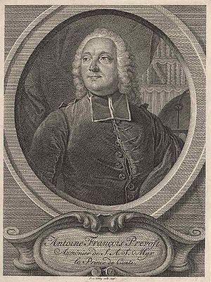 Antoine François Prévost cover