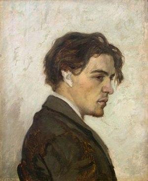 Nikolai Chekhov - Image: Anton Chekhov, portrayed by Nikolay Chekhov