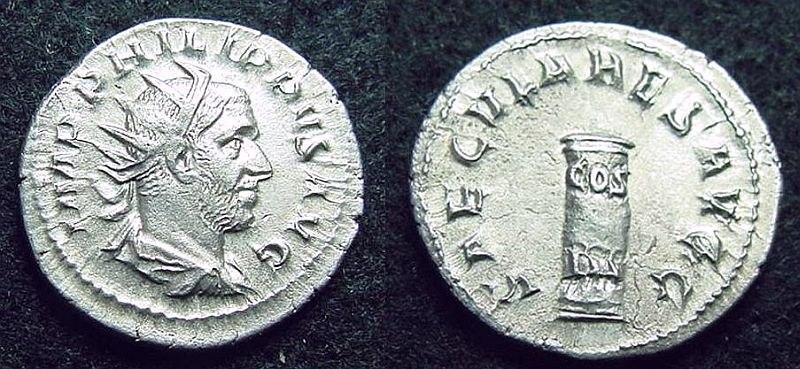 Antoninianus Philip - Philip