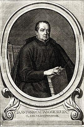 António Caetano de Sousa
