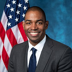 Antonio Delgado, official portrait, 116th Congress (square).jpg