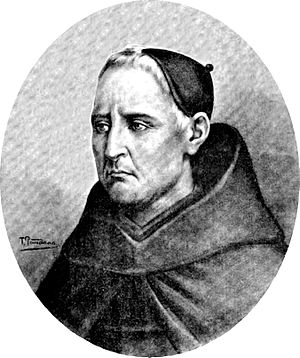 Universidad de San Carlos de Guatemala - Antonio Liendo y Goicoechea, a Franciscan friar, reformed education at the University.  He was a professor of most of the eventual leaders of the Central American independence.