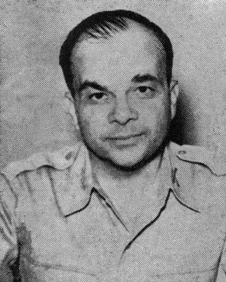 Puerto Ricans in World War II - Col. Antulio Segarra