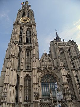 Anvers - Catedral.JPG