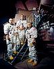 Apollo 8 Crewmembers - GPN-2000-001125