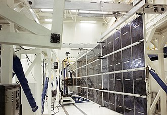 Apollo Telescope Mount - Solar array for the ATM (could also power other Skylab systems)