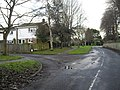 Approaching the junction of Crooked Lane and Kewell's Corner - geograph.org.uk - 1635530.jpg