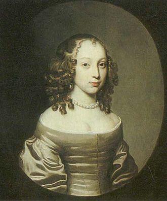 Arabella Churchill (royal mistress) - Image: Arabella Churchill
