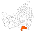 Aranyos seat's parts Cluj county.png