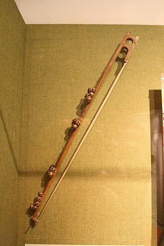 Cretan lyra - Image: Arc lyra