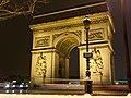Arc de Triomphe + snow (8400603522).jpg