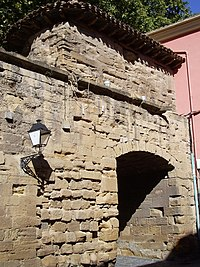 Arco de la Muralla del Revellín