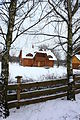 Architektura drewniana, dolnośląckie Moszyce Wesółka 05.JPG