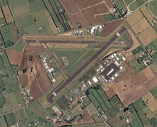 Ardmore Airport (New Zealand) airport in New Zealand