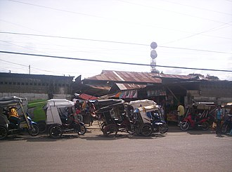 Argao - Image: Argao Public Market
