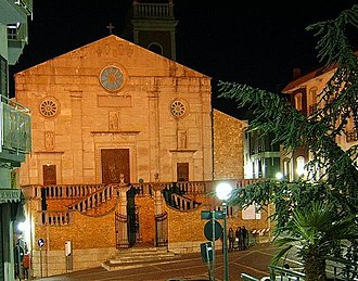 Roman Catholic Diocese of Ariano Irpino-Lacedonia - Ariano Irpino Cathedral