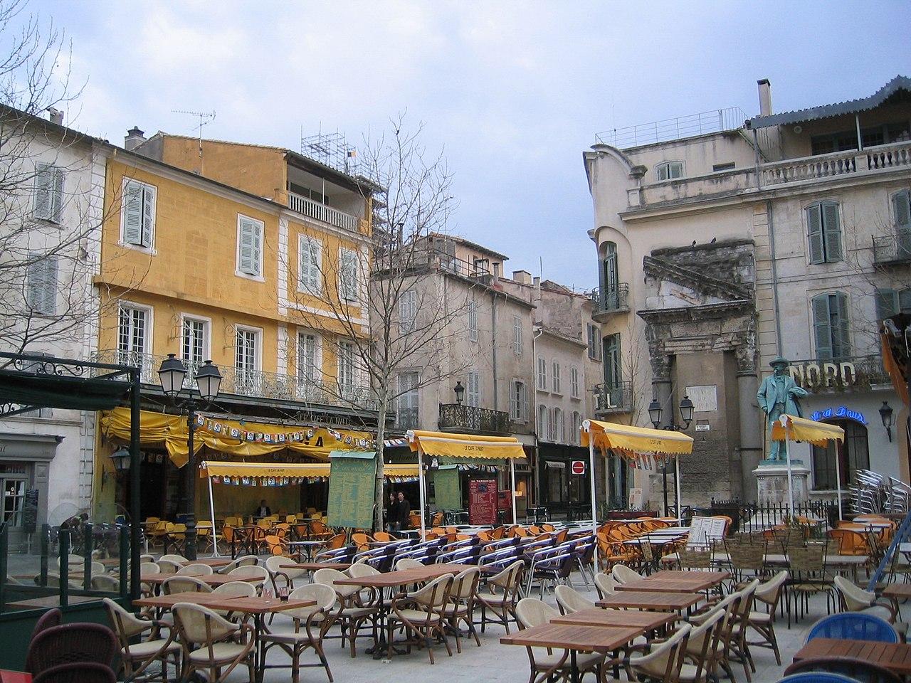 Image Cafe Du Croissant Paris
