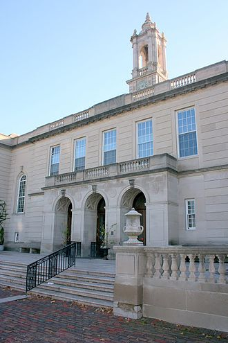 Arlington, Massachusetts - Arlington town hall