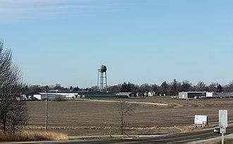 Arlington, Wisconsin - Panorama of Arlington