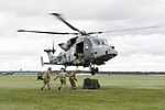 Army Air Corps Reserves train with Wildcat helicopters MOD 45164396.jpg