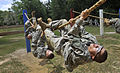 Army soldiers run through an obstacle course at Ft. Benning.jpg