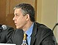 Arne Duncan speaks to mayors (5471344555).jpg