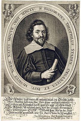 Sigmund Theophil Staden