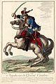 Arquebusiers de Grassin, Cavalerie.jpg