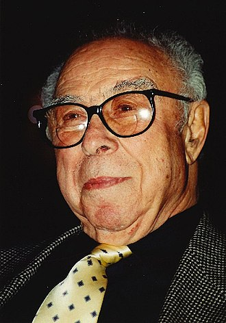Art Buchwald - Buchwald in 1995