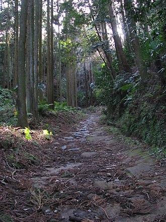 Kaidō - Kamakura Kaidō in old-time atmosphere