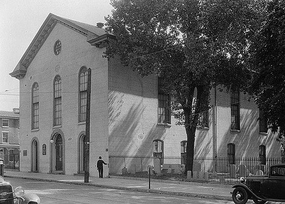 Old Asbury Methodist Church