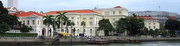 Singapore asian civilisations museum