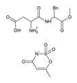 Aspartame-acesulfame salt.png