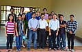 Assamese Wikipedia workshop, Indian Institute of Science 01 December 2013.jpg