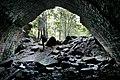 Astangu II tunnel (09) Esimene sissepääs.jpg