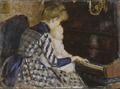 At the Piano (Mina Carlson-Bredberg) - Nationalmuseum - 20185.tif