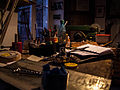 Atelier dun luthier (2), Mirecourt, 2013.jpg