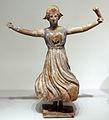 Atene o mirina, statuette di danzatrici e suonatrici, IV-II sec ac. 01.JPG