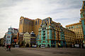 Atlantic City fake town near Bally's December 10 2011.jpg