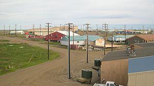 Atqasuk, Alaska - Atqasuk in the summer