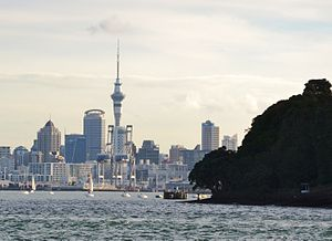 Mercer Quality of Living Survey - Auckland, New Zealand