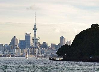 Mercer Quality of Living Survey - Auckland, New Zealand