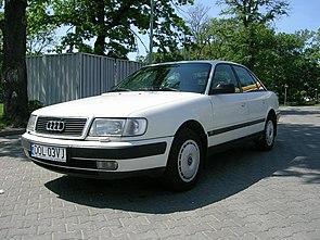 Audi 100 Quattro Sport Typ 44