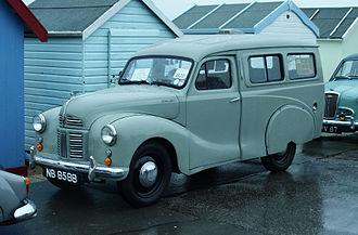 Austin A40 - Image: Austin A40 Countryman