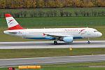 Austrian Airlines, OE-LBU, Airbus A320-214 (22426184423).jpg