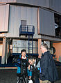Austrian and Portuguese Ministers for Science visit Paranal Observatory (original version).jpg