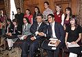 """Autoridades estatales, diplomáticas y Unión Latina premian a los ganadores del Concurso """"Terminemos el Cuento"""" (4058464729).jpg"""