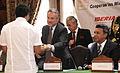 """Autoridades estatales, diplomáticas y Unión Latina premian a los ganadores del Concurso """"Terminemos el Cuento"""" (4059195434).jpg"""