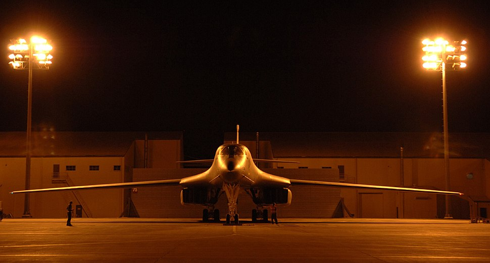 B-1 Lancer Night